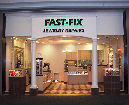 Fast-Fix RiverGate Mall